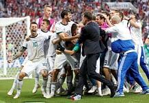 Wunder der Russischen Nationalmannschaft