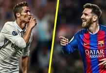 Ronaldo und Messi weinen zusammen