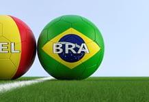 Belgien oder Brasilien?