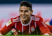 James Rogriguez kann in Real Madrid wiederkommen
