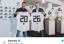 The national team of Germany extended the contract with Adidas until 2026